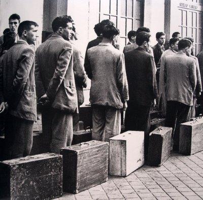 A diáspora na literatura galega: da crítica social á visión universal