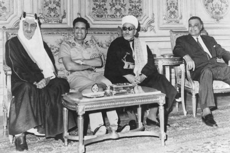 Escenarios da Primavera árabe: despois de Gadafi, que?