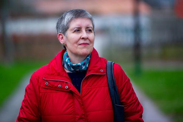 ANA LUISA BOUZA, socióloga