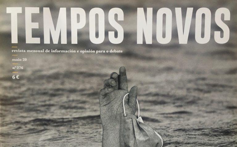 TEMPOS NOVOS Nº 276 MAIO 2020  ESPECIAL CARVALHO CALERO