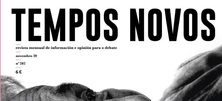 TEMPOS NOVOS 282 · NOVEMBRO 2020