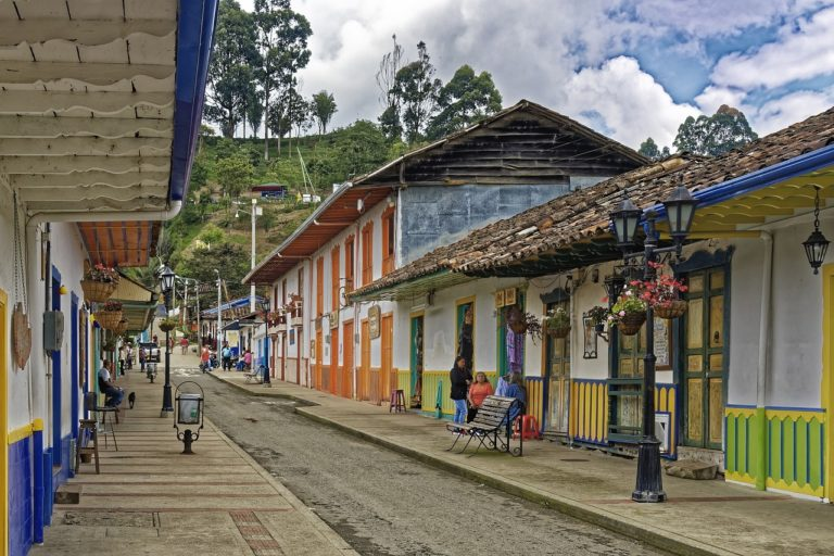 COLOMBIA (I): A CULTURA DA VIOLENCIA