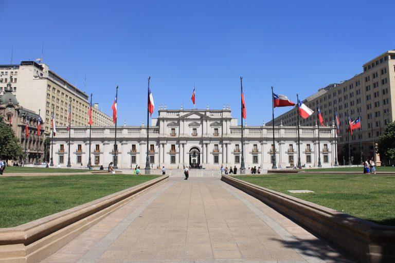 CHILE (e III): ABRÍRONSE POR FIN AS GRANDES ALAMEDAS